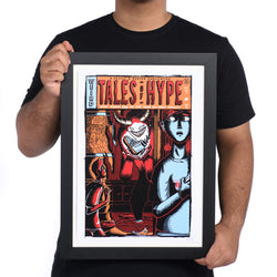 Weird Tales of Hype Poster