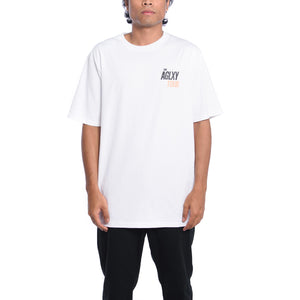The AGLXY Tour Tee White