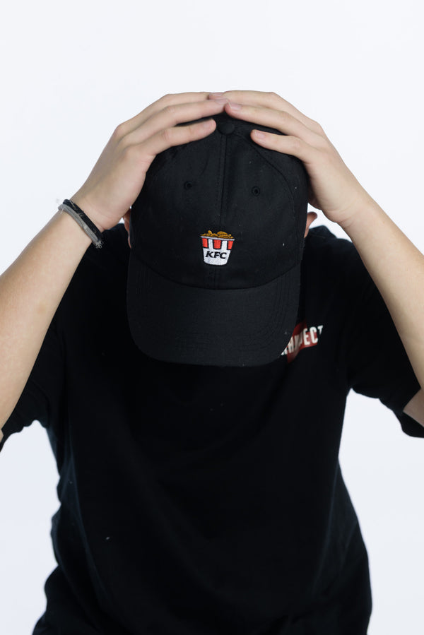 Golden Perfection Baseball Cap Black