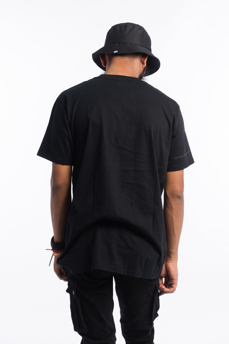 KK Reverse Tee Murdered Out