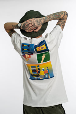 Apollo Tee White