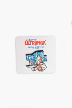 PMC X Ultraman Hero Pin