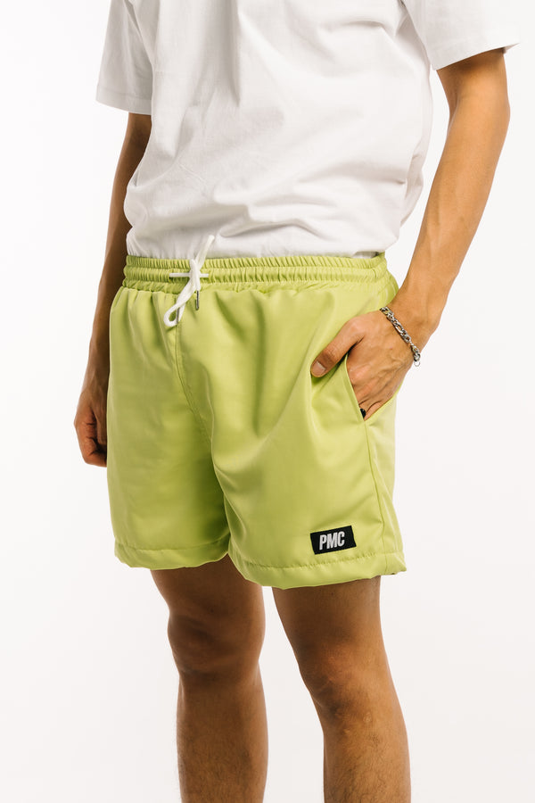 Strike Swim Shorts Apple Green