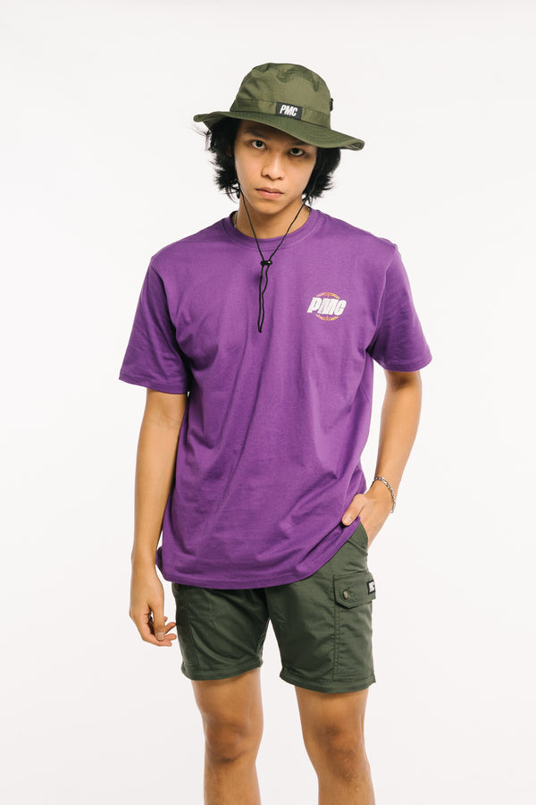 Heatwave Tee Purple