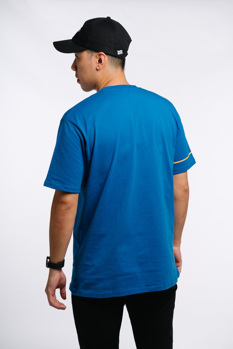 KL Reverse Tee Royal Blue