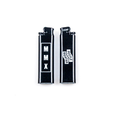 Logo Lighter Black