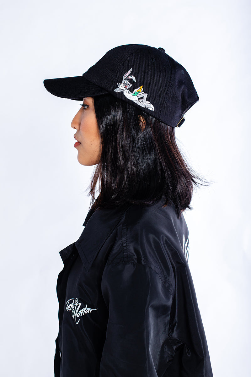 PMC x Looney Tunes Bugs Homie 6 Panel Cap