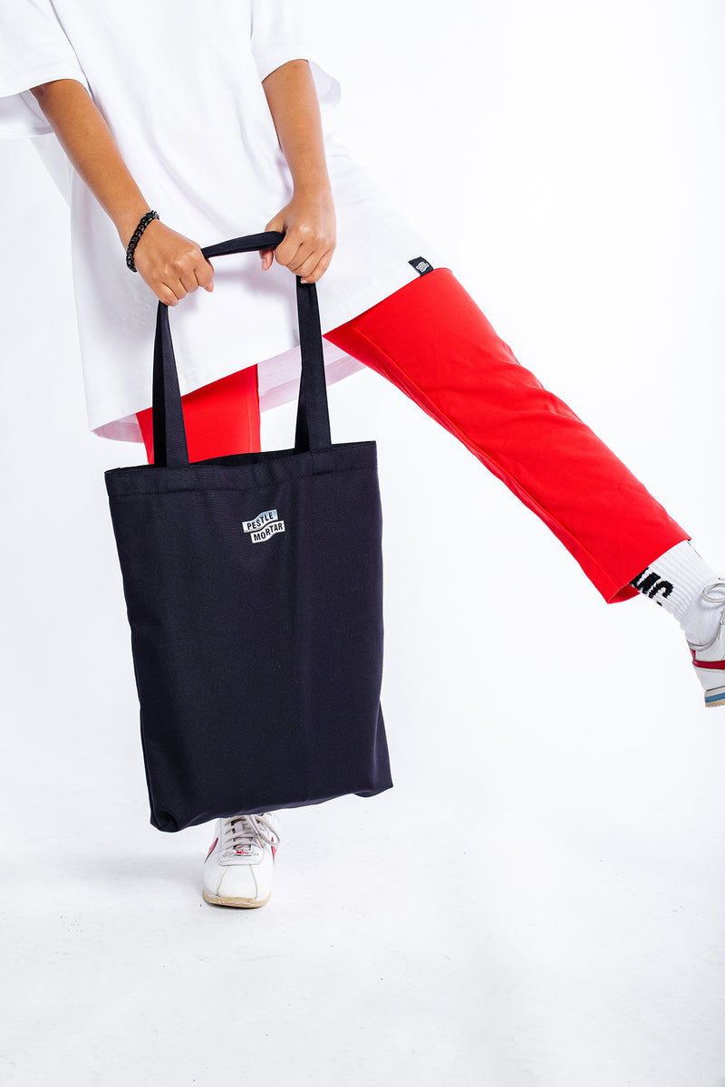 PMC x Looney Tunes Band Totebag Black