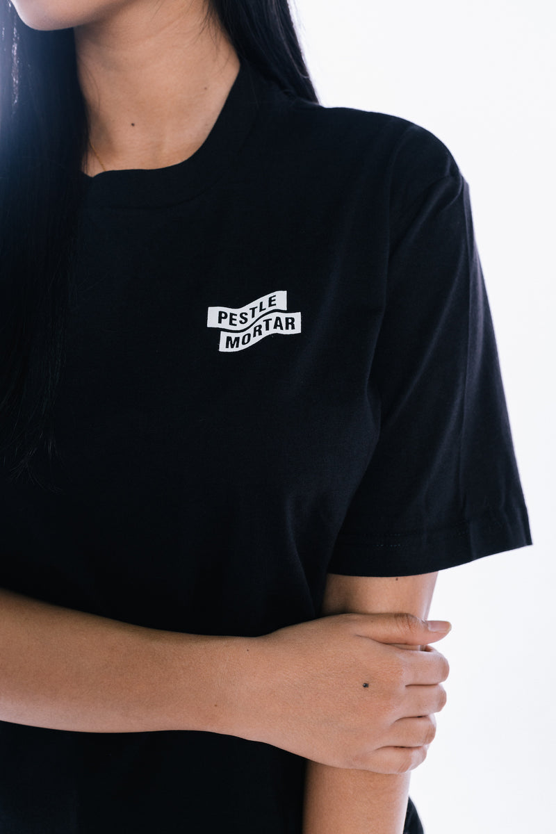 Flying Mechanic Tee Black