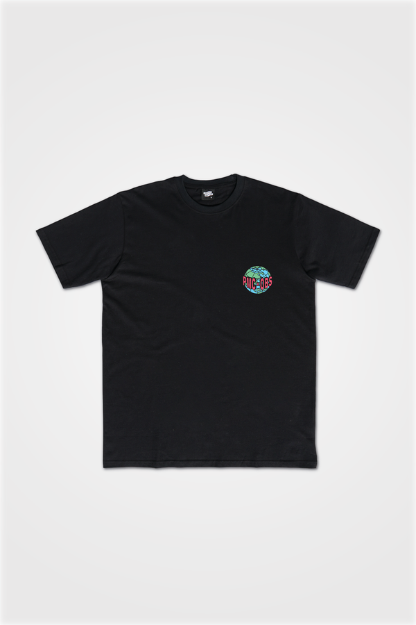 PMC x One Buck Short : Off To A Punk Rock Picnic Tee Black