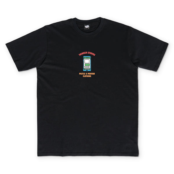 Verify Tee Black
