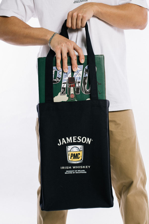 Jameson x PMC On The Rocks Tote Bag Black