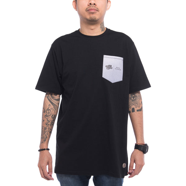 Co. Pocket Tee Black