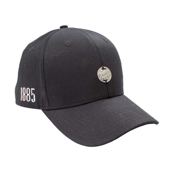 Joint Logo Hat Black