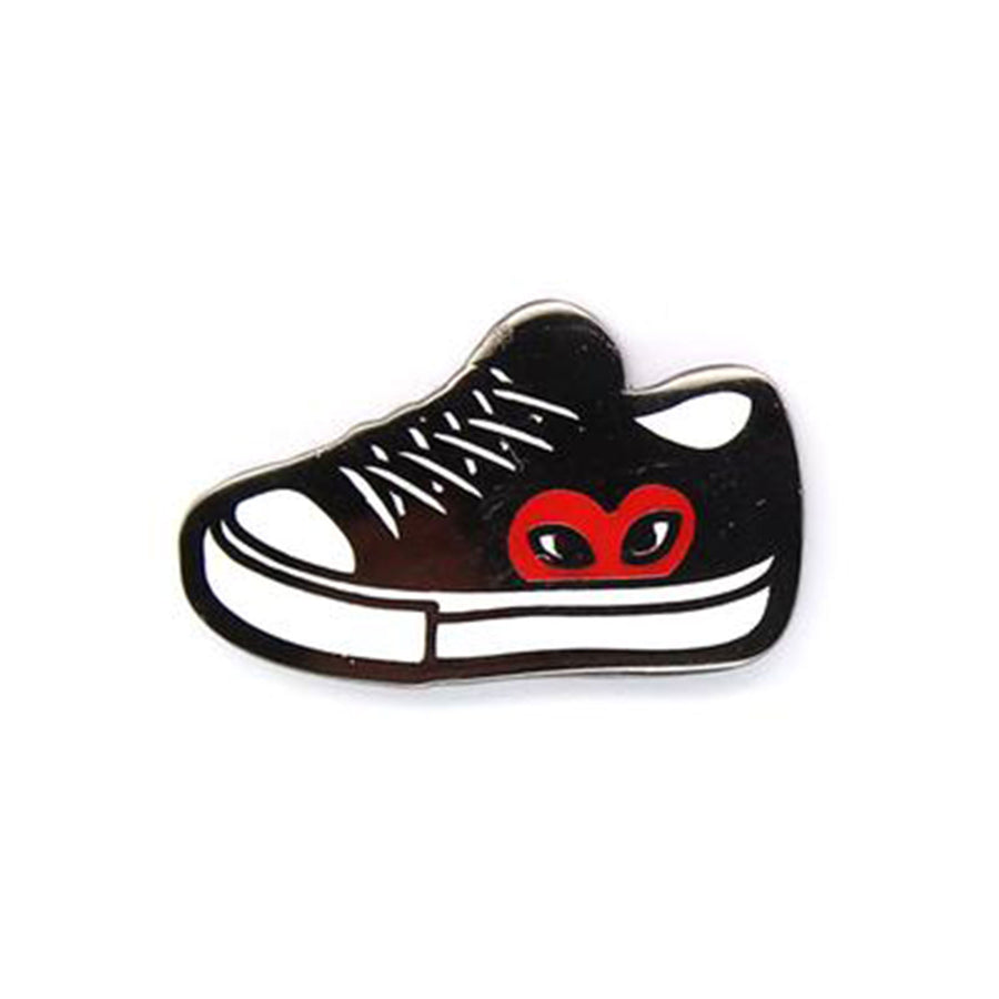 CDG Chuck Low Black