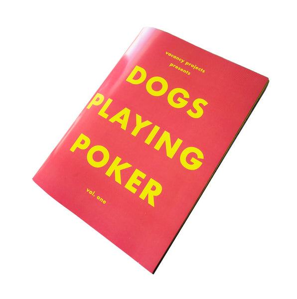 Dogs Playing Poker Vol. 1