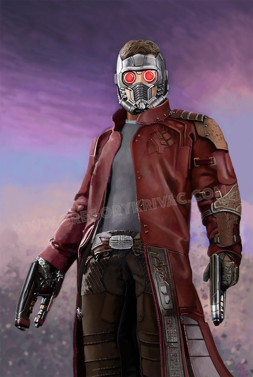 Guardians- Starlord