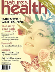 Health Magazine featuring Hanako Therapies