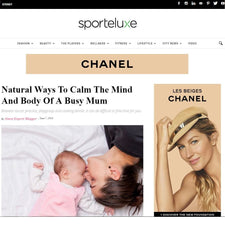 sporteluxe featuring Hanako Therapies