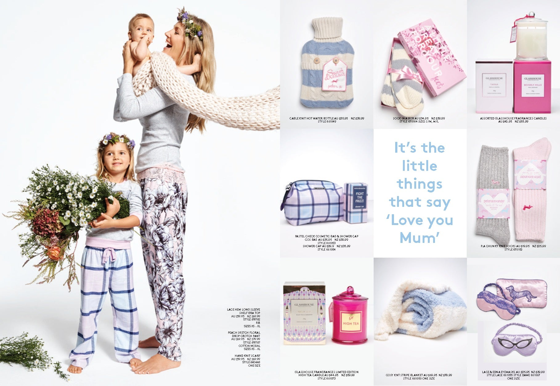 Peter Alexander featuring Rachel, Willow & Ginger Holm