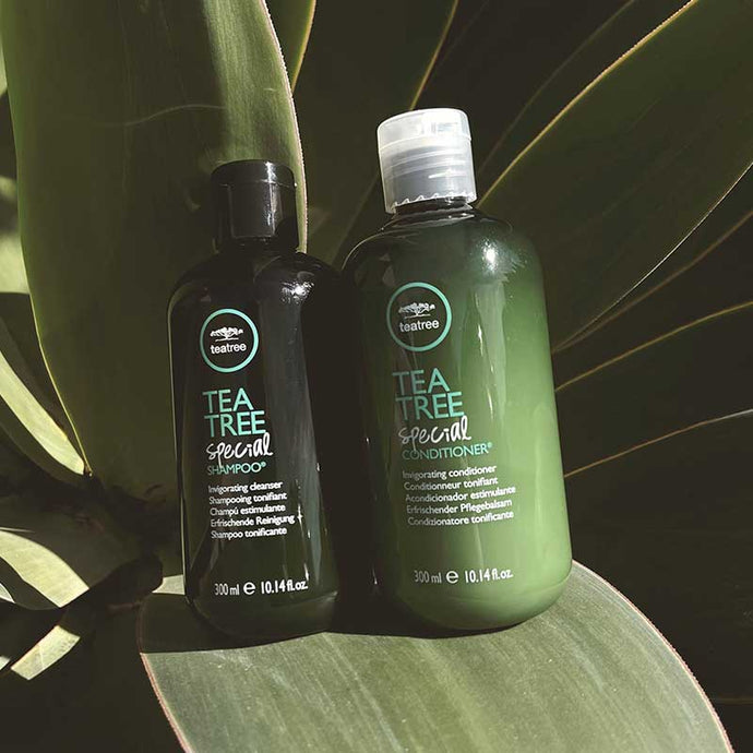 Plant a Free Tree with Tea Tree| hair care