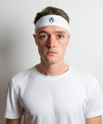 TCH Headband White