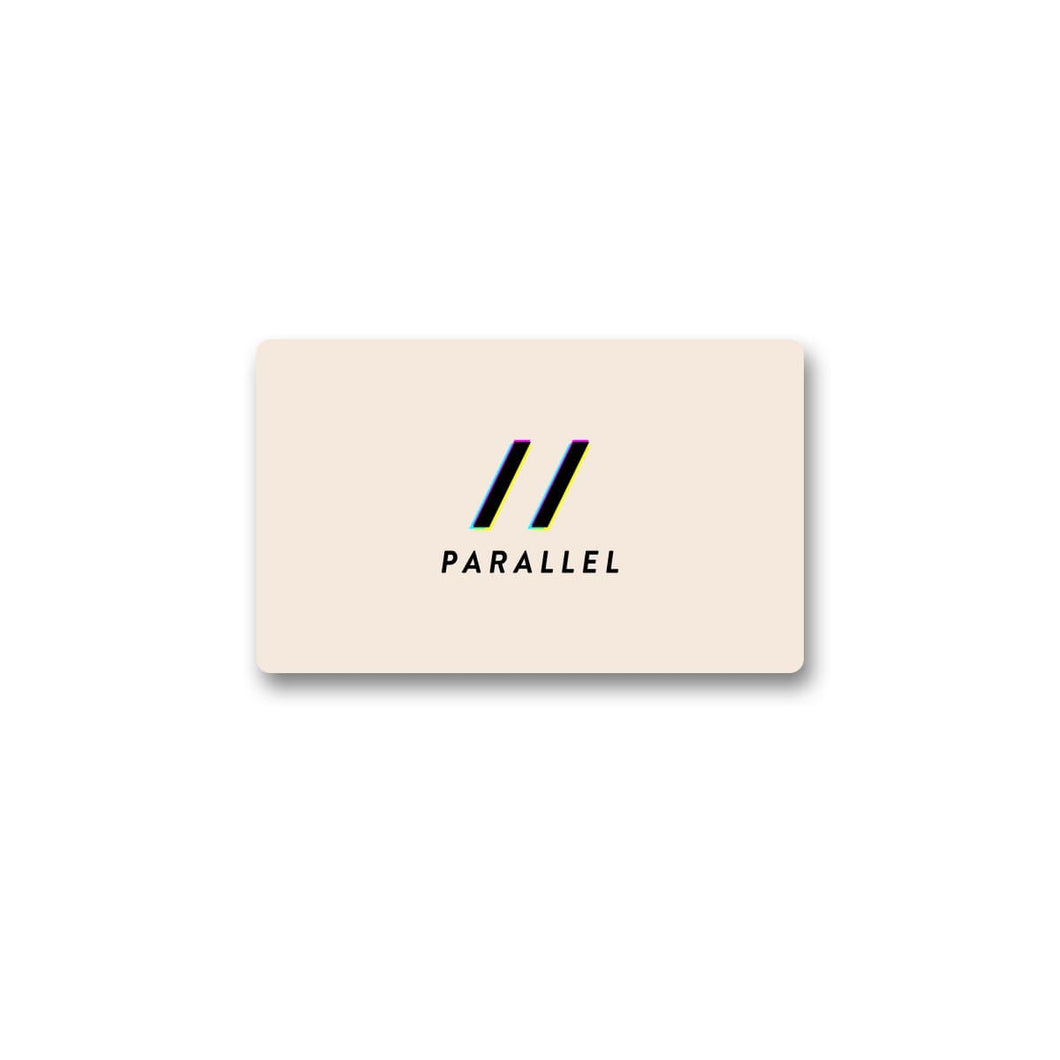 Parallel Coffee Roasters Gift Card