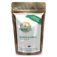 Serene Slumber Tea Blend - 100% Organic Ingredients - Caffeine Free