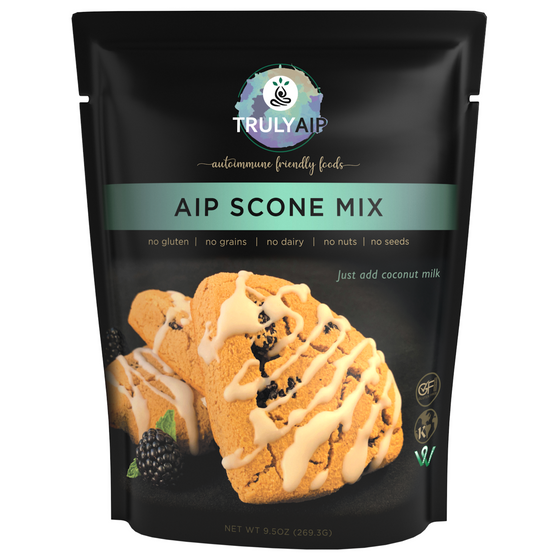 AIP Scone Mix - Gluten Free, Vegan, Kosher, Autoimmune Friendly - Just Add Coconut Milk & Fruit