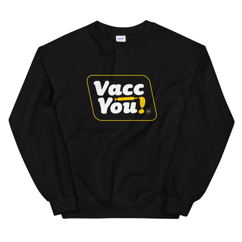 Winterse VaccYou! - Sweater Unisex