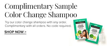 FREE Color Change Shampoo with Purchase