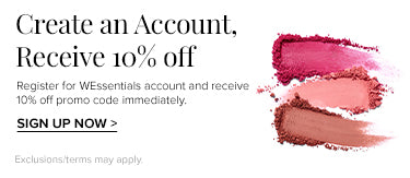Create an Account and get 10% off