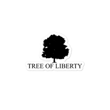 Load image into Gallery viewer, Tree of Liberty Sticker