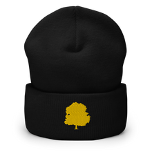 Load image into Gallery viewer, Tree Beanie - Black