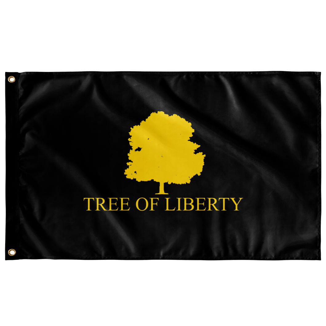 Tree of Liberty Flag - Wall Flag - 36x60 - Flags