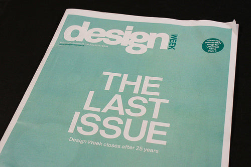 The Last Issue