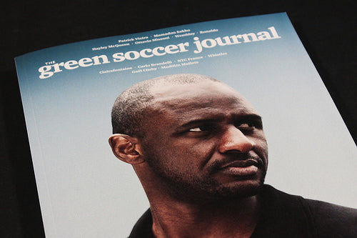 Out now: The Green Soccer Journal