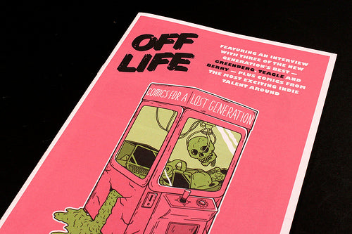 Out now: Off Life #4