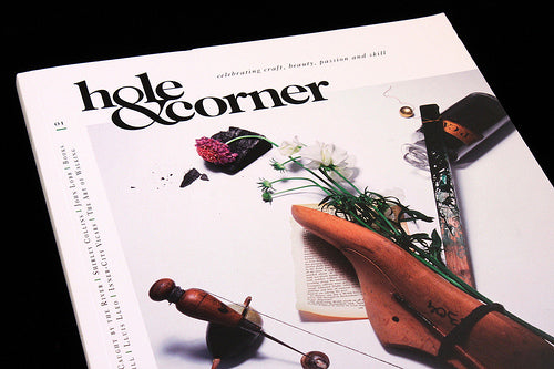 Magazine of the week: Hole & Corner #1