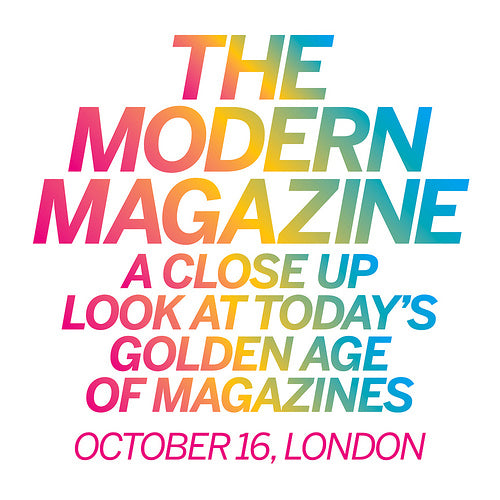 The Modern Magazine – more speakers