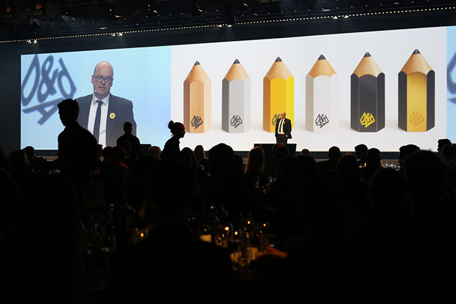 Magazines at the D&AD Awards 2015