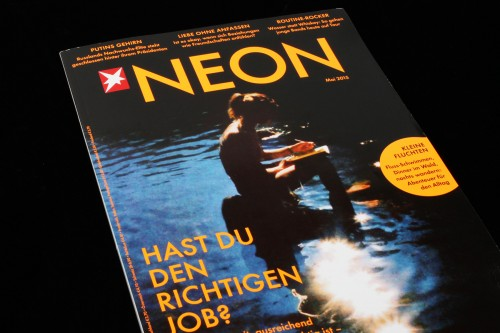 Magazine of the Week: Neon, Mai 2015