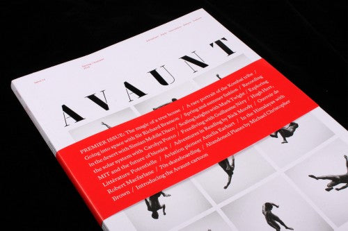 Magazine of the Week: Avaunt #1