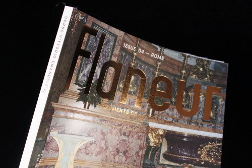 Magazine of the Week: Flaneur #4