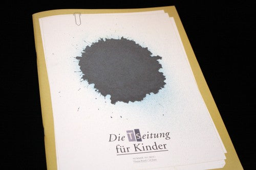 Out now: Die Kindertseitung #10