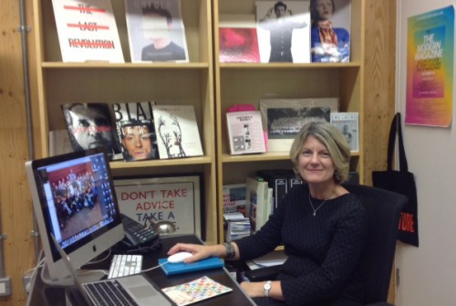 At Work With: Cath Caldwell, CSM