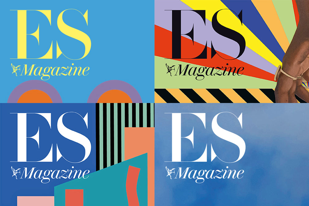 ES 'London reopens' covers