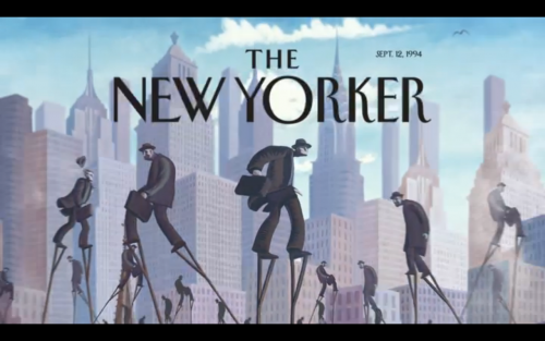The New Yorker as TV
