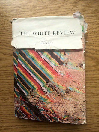 00 White Review cover
