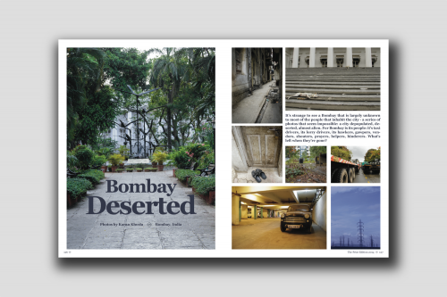18 Unmapped Print Edition